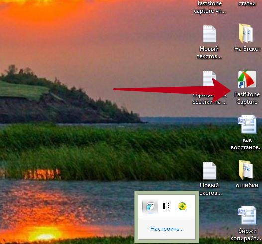 FastStone Capture что это за программа и как в ней работать